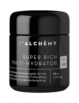 Crema Nutritiva Super-Rich Multi Hydrator 50ml-D'ALCHEMY