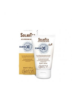 Crema Solar Antiedad SPF30 50ml-SOLAR TEA