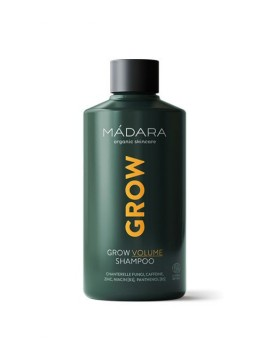 GROW Champú Voluminizador Anticaída 250ml-MADARA