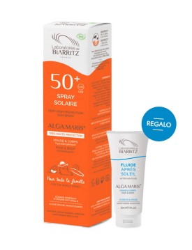 Spray Protector Cara&Cuerpo SPF50 150ml-ALGA MARIS